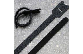 HOOK & LOOP CABLE TIES 200mm SET/10